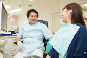 歯科者が苦手なお子さんの治療も得意です